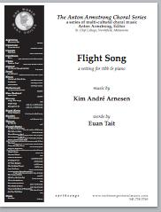 flight song (ttbb)